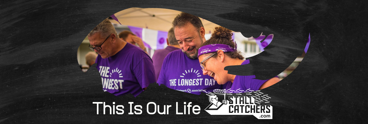 """This Is Our Life"" Community Goes Purple To #ENDAlz this Saturday - special challenge! 💜"