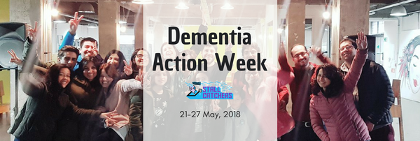 🎮 Dementia Action Week: play a game to fight Alzheimer's