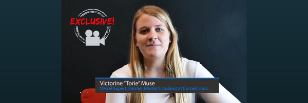 What does it take to become a vessel expert in Stall Catchers? Interview with our rock star Torie! ♥