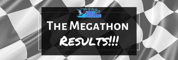 The #Megathon results // Dataset 100% analyzed !!!