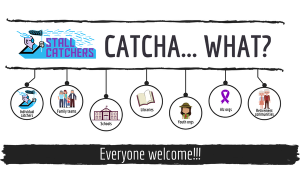 What's a Catchathon? (the pandemic edition)